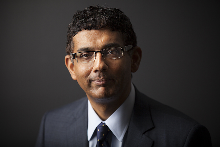 Dinesh-DSouza Featured Political Speakers