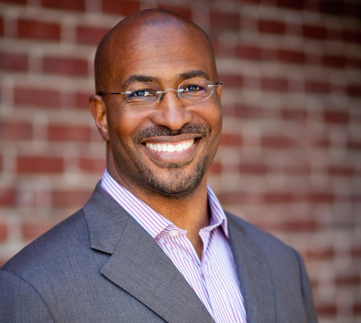 Van-Jones Featured Political Speakers