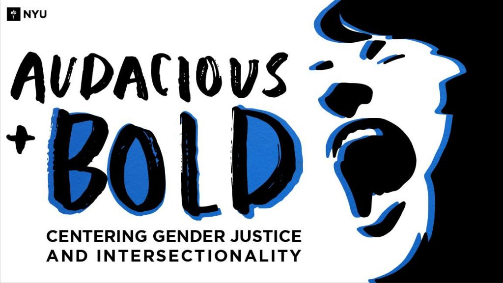 Rosie Perez @ NYU Audacious and Bold Event