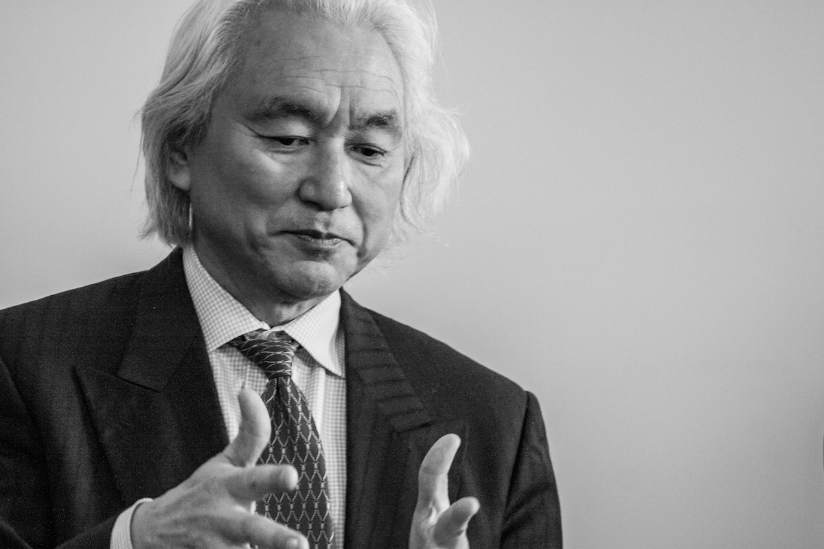 Kaku-Michio Michio Kaku: Giving Science Greater Public Appeal