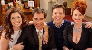 Fall TV Lineup Stars - Will and Grace Reunion