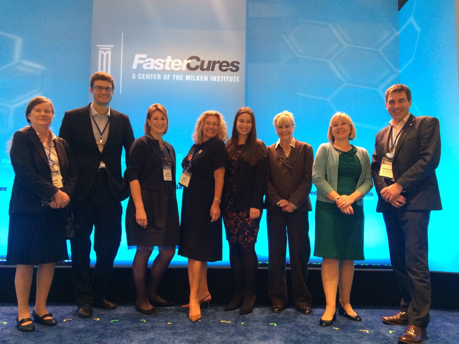 Partnering-for-cures Featured Speakers at Partnering 4 Cures: Boston