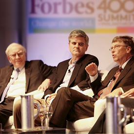 forbes Forbes: Organizing Summits Around the Globe