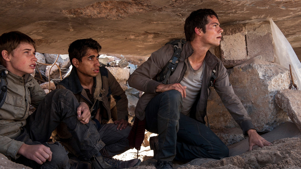 Death-Cure 10 Popular Books Coming to Theaters in 2018