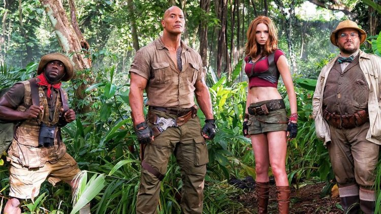 Jumanji Warm up This Winter with 9 December Movies