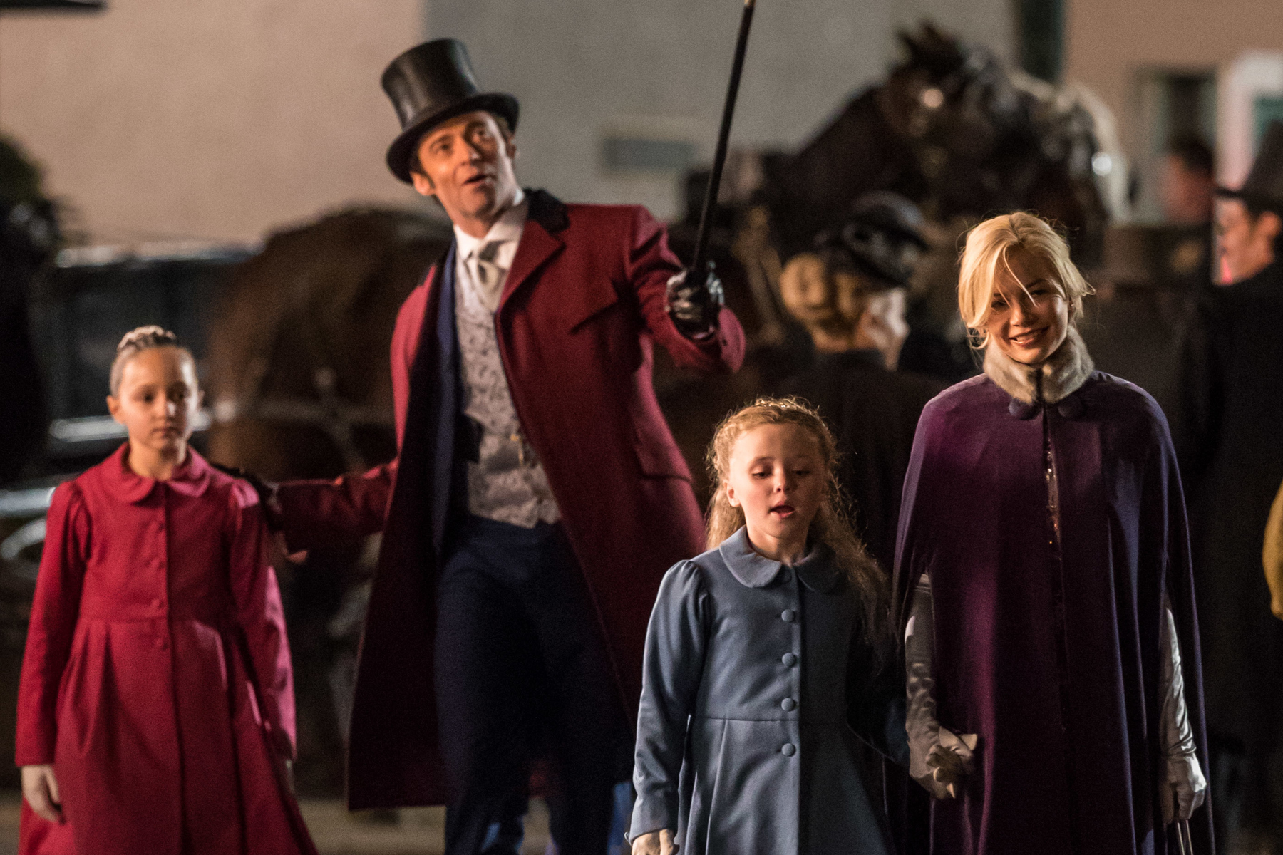 The-Greatest-Showman Warm up This Winter with 9 December Movies