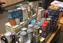 AAE Cares Food Drive Supporting Durham Families