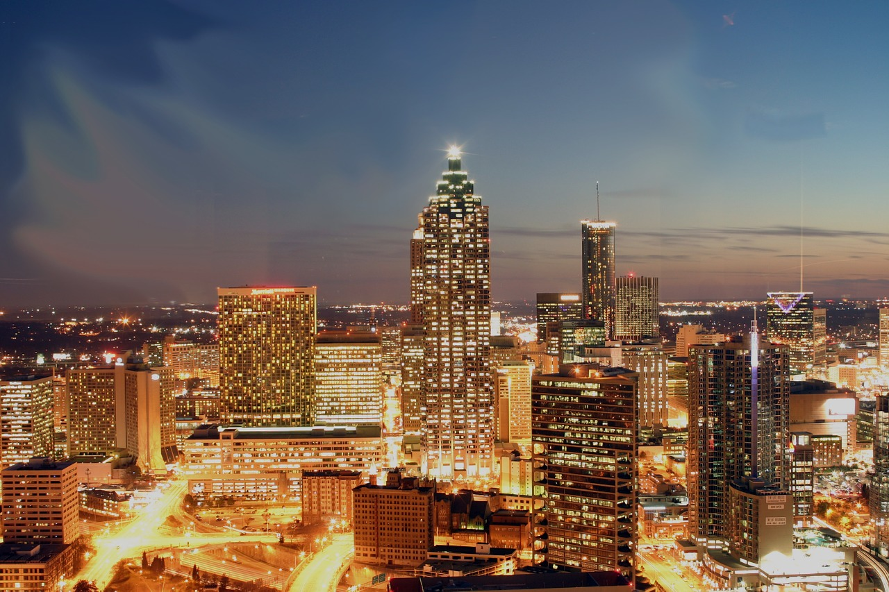 atlant 10 Most Popular Event Cities To Host A Speaker Event