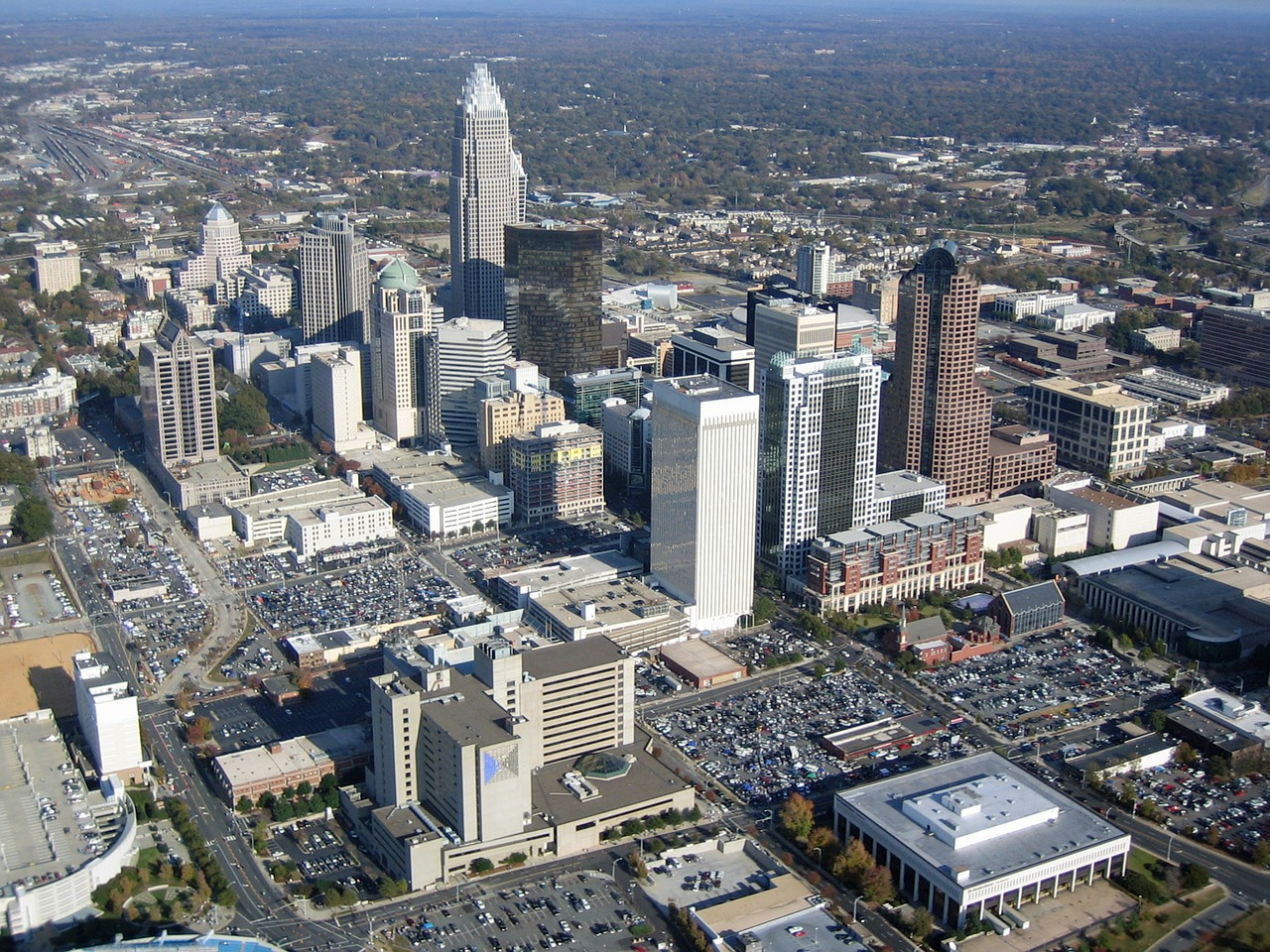charlotte-69203_1280 10 Most Popular Event Cities To Host A Speaker Event