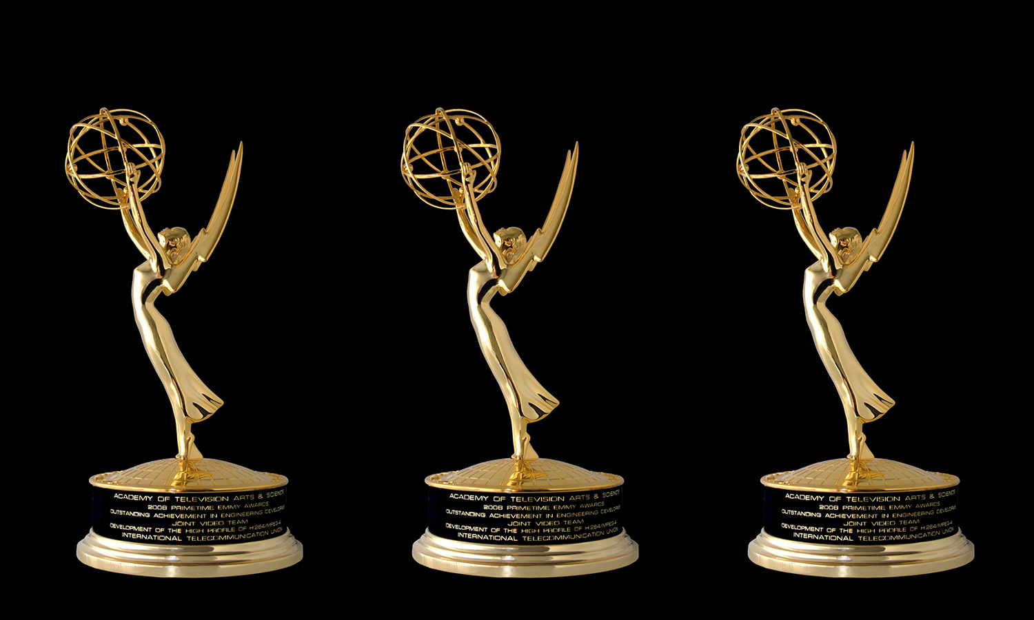 2018 Emmy Award Winners