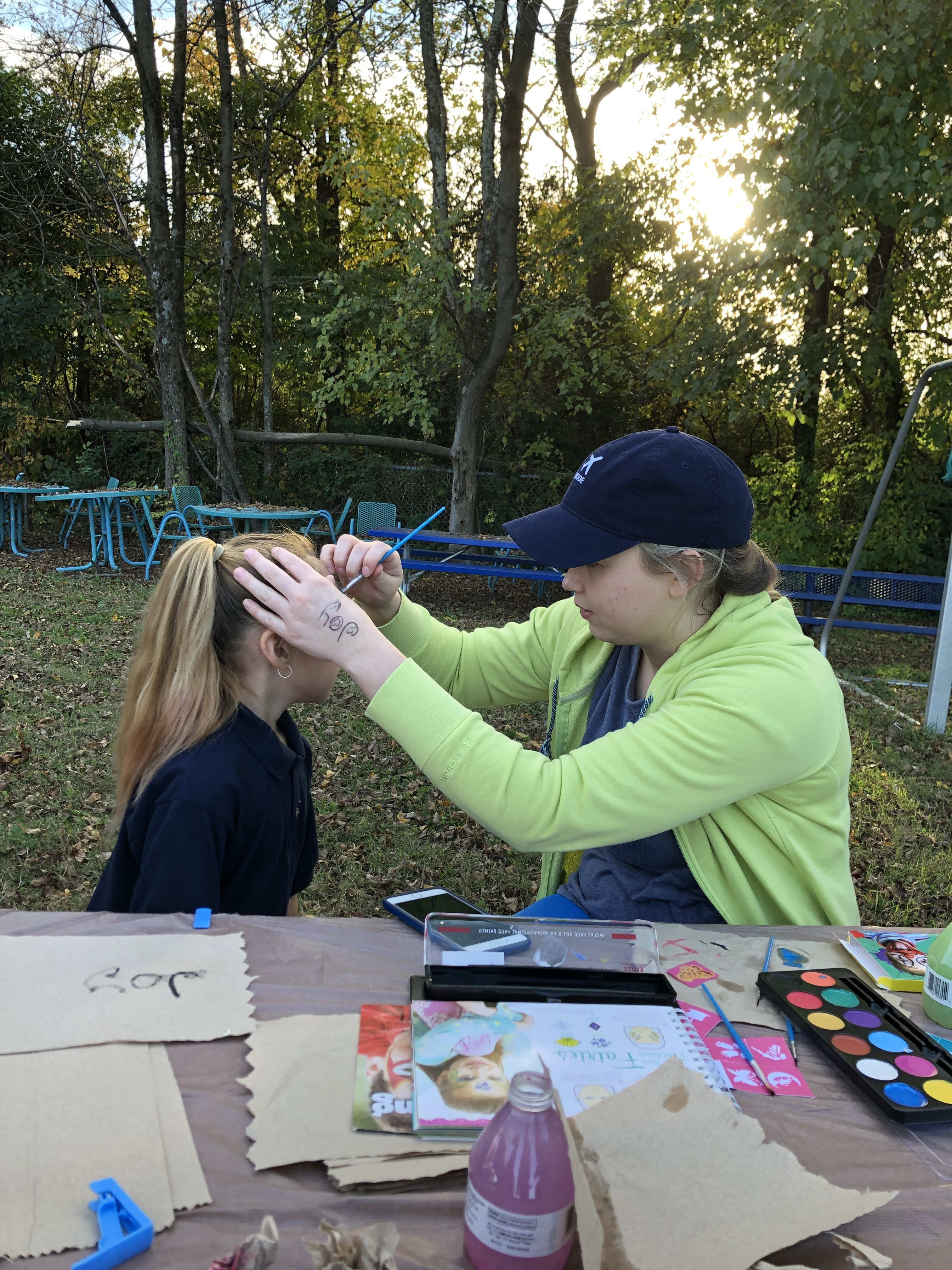 IMG_0087 AAE Cares Hosts Fall Festival for Local Boys & Girls Clubs