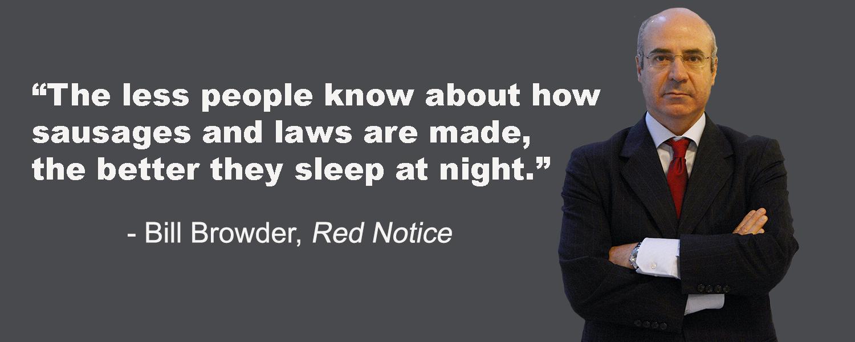 Bill Browder Quote
