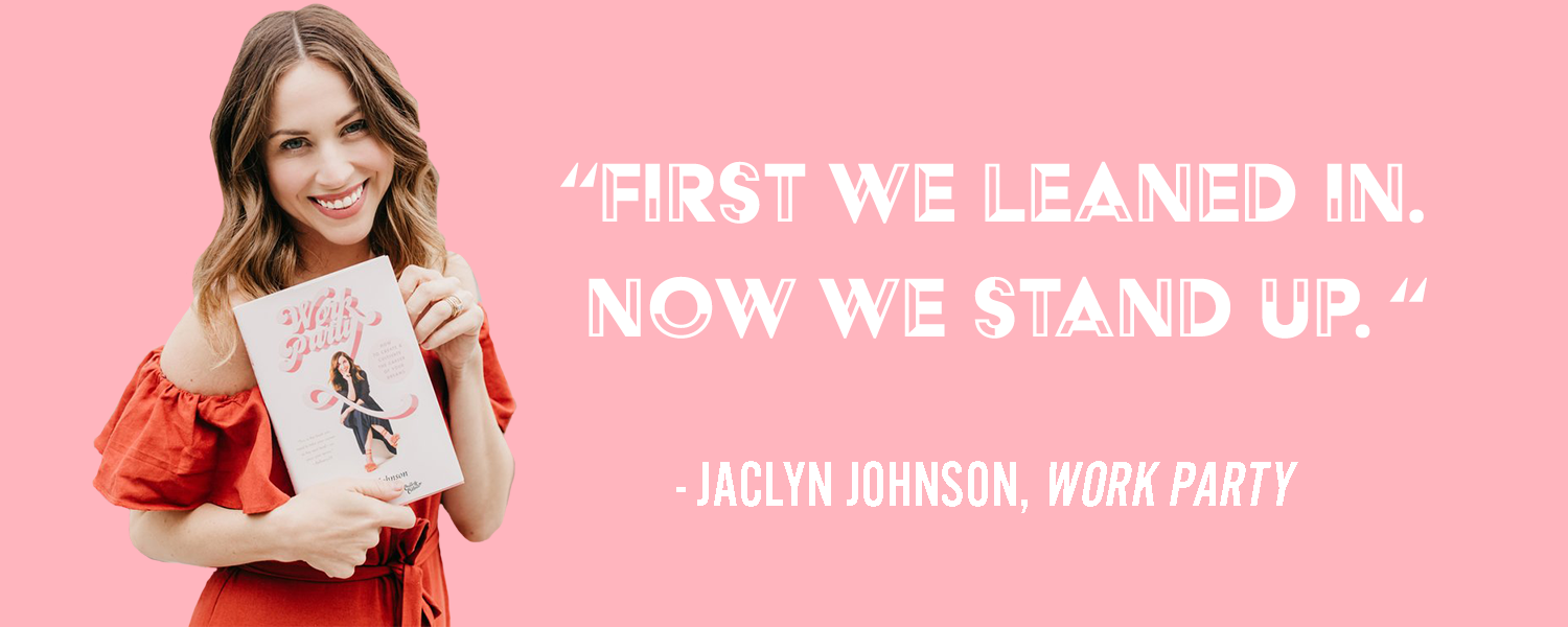Jaclyn Johnson Quote