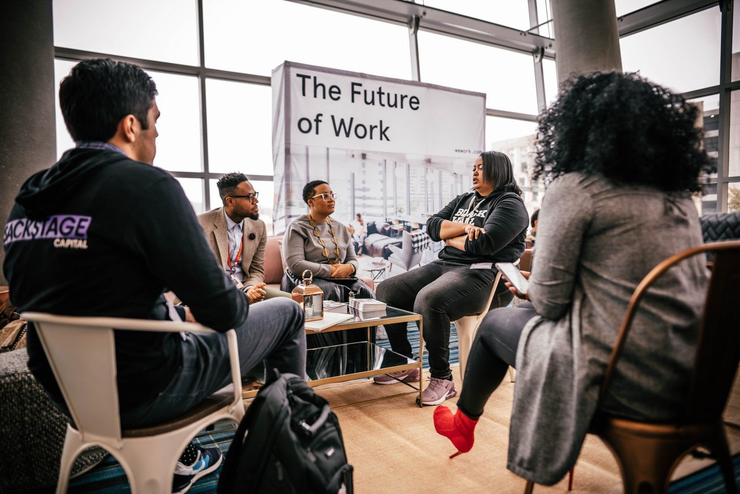 socarlanWeWork1 Innovation & Inclusion: Venture Capitalist Arlan Hamilton at Innovate Raleigh Summit 2018