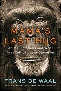 Mama's Last Hug by Frans De Waal