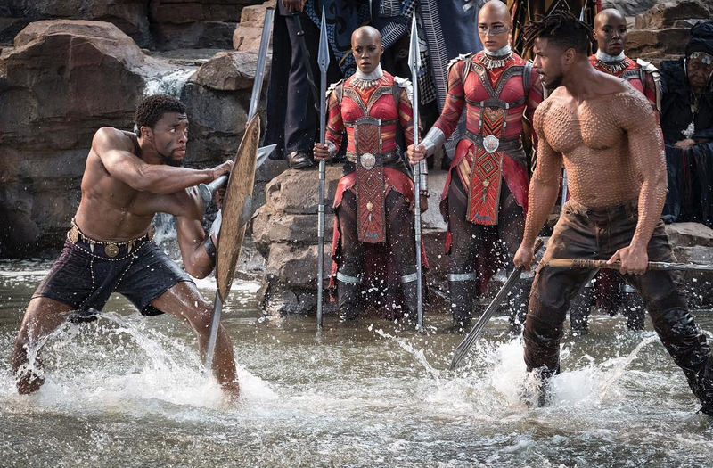 "Academy Award Prediction: ""Black Panther"" for Best Picture"