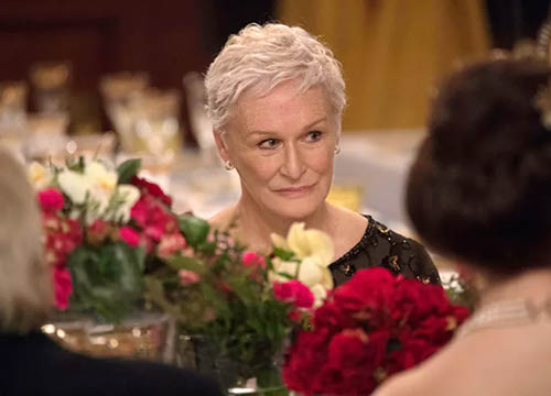 "Academy Award Prediction: Glenn Close for ""The Wife"""