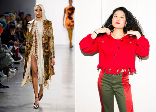 kim-shui 10 Designers To Watch from New York Fashion Week 2019