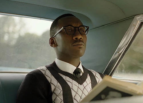 "Academy Award Prediction: Mahershala Ali for ""Green Book"""