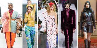 Top Fashion Designers at New York Fashion Week 2019