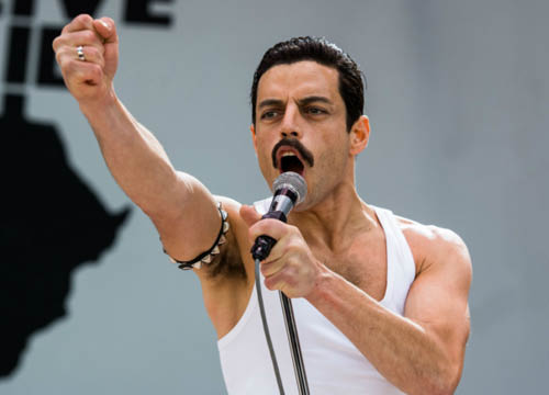 "Academy Award Prediction: Rami Malek for ""Bohemian Rhapsody"""