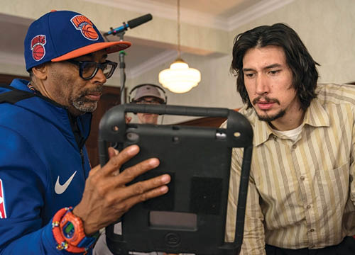 "Academy Award Prediction: Spike Lee for ""BlacKkKlansman"""