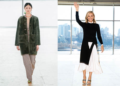 tory-burch 10 Designers To Watch from New York Fashion Week 2019