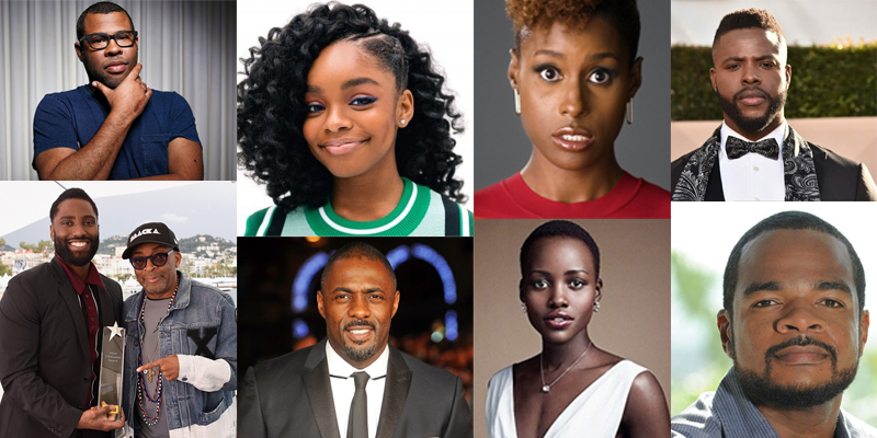 Black Filmmakers and Actors in Hollywood