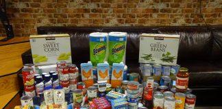 AAE Food Drive Items
