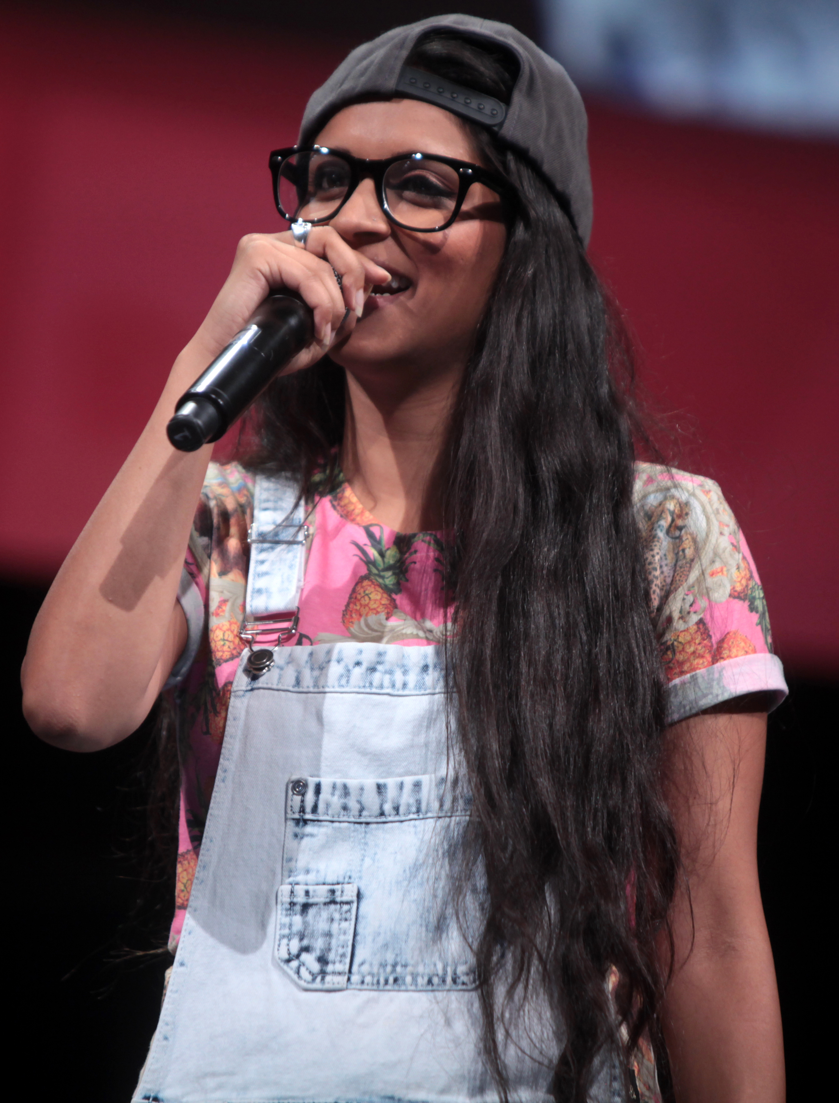 Lilly_Singh_by_Gage_Skidmore Stand-Up Comedians to Book for National Humor Month Events