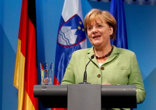 Angela-Merkel-500x353 Then & Now: Most Inspiring Commencement Speeches and Speakers