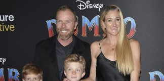 Inspirational Moms: Award-Winning Athlete Kerri Walsh Jennings with her Family