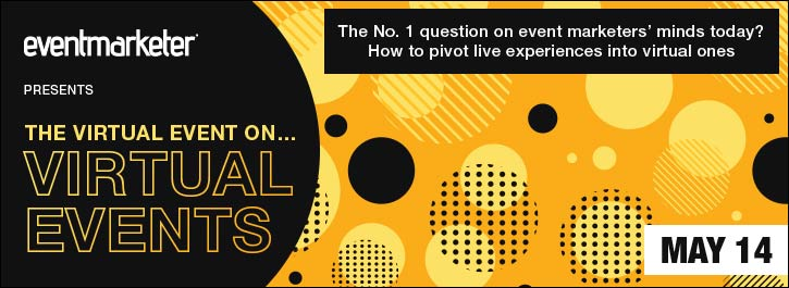 AAE to speak at Event Marketer's Virtual Event