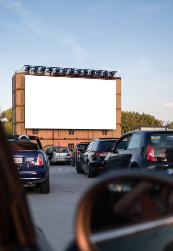Drive-In Fundraisers