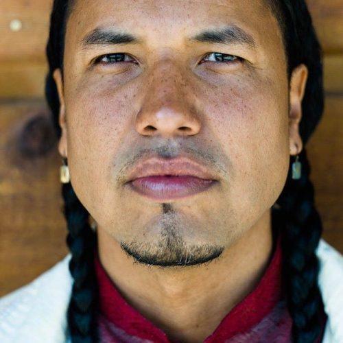 Native American Heritage Speaker Gyasi Ross