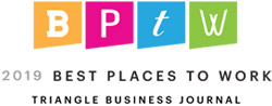 2019 Best Places To Work Triangle Business Journal