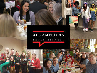All American Entertainment Named One of Inc. Magazine's Best Workplaces 2019