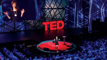 Inspiring TED Speakers