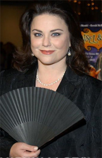 Delta Burke - Emmy Award-Nominated Actress, Diabetes Awareness