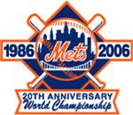 1986 Mets 2006 Logo