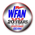 WFAN 20 Years