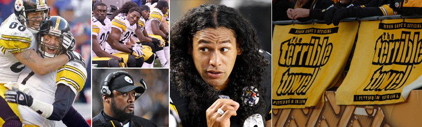 Pittsburgh Steelers Athletes