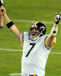 2010 – 2011 Super Bowl Pittsburgh  Steelers