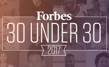2017 Forbes 30 Under 30: Standouts
