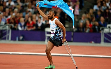 Book an Influential Paralympic Athlete and Speaker Today