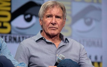 Harrison Ford, an Epilepsy Awareness & Research Advocate