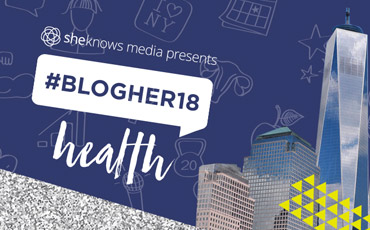 Inspiring Speakers for Women's Health at #BlogHer18
