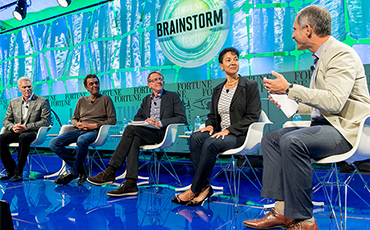 Inspiring Speakers on Technology at Fortune Brainstorm Tech 2018