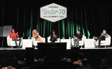 Forbes Under 30 Summit 2017