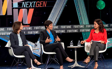 Fortune Most Powerful Women Next Gen Summit 2017